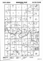 Mingona Township, Barber County 2006